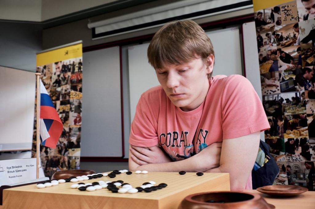 Ilya Shikshin, European Champion 2017